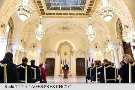Iohannis: Partnership with US, NATO and EU membership – Romania's foreign policy fundamental pillars