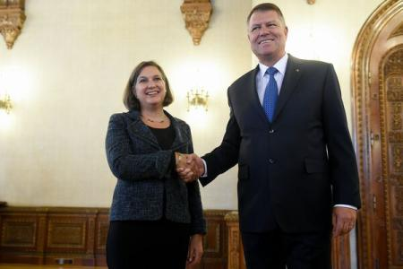President Iohannis receives U.S. Assistant Secretary of State Nuland