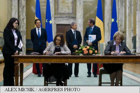 Romania signs memorandum with World Bank for technical assistance to public institutions