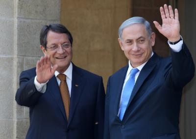Tripartite meeting between Cyprus-Greece-Israel takes place on Thursday