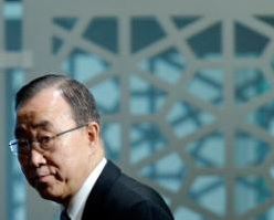 UN announces meeting of UNSG and Cyprus leaders in Davos