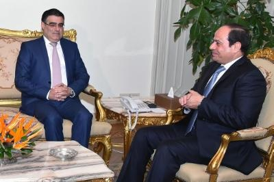 Relations between Cyprus and Egypt actively strengthened