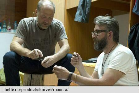 #ColourfulRomania: Norwegian company launches knife tested by survival expert Les Stroud in Romania