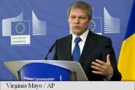 PM Ciolos: I am in Brussels to advertise Gov't priorities, ensure they get support