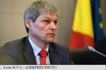 PM Ciolos: The Netherlands hasn't conditioned Romania's accession to Schengen on relation between Constanta and Rotterdam