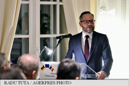 Germany's Michael Roth: We need friends and allies with strong European commitment like Romania