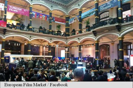 Romanian films garner attraction at Berlin's European Film Market (EFM)