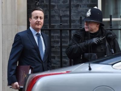 Cameron: I will be battling for Britain