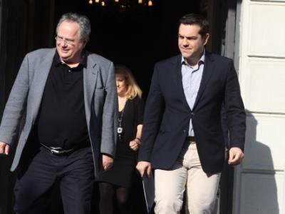 "Greek Premier in Tehran for ""multi-purpose co-operation"""