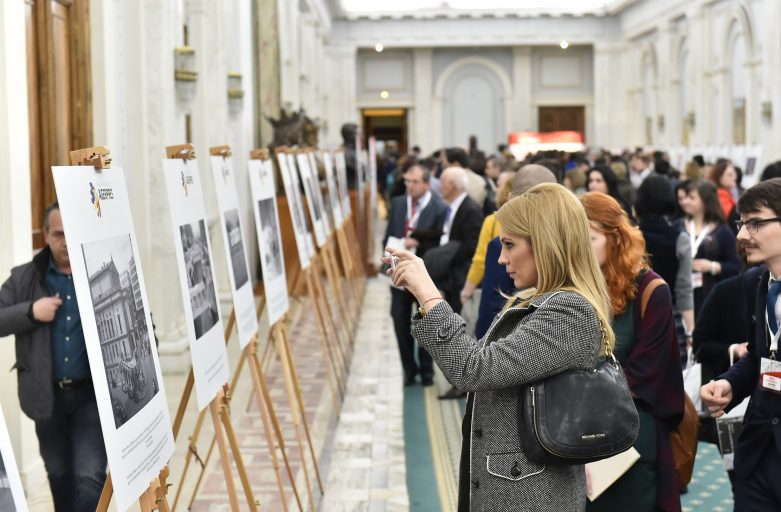 AGERPRES presents its photo archive in event at Parliament Palace