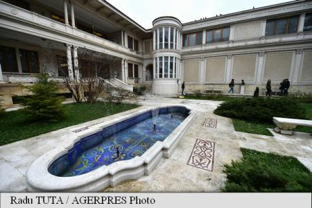 Spring Palace, Ceausescu family home, opens to public