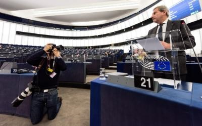 Turkey, refugee crisis and women's issues among EP plenary agenda in Strasbourg