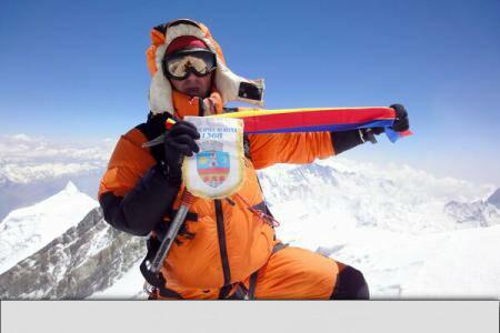 Alpinism: Horia Colibasanu attacks Manaslu peak on new route, on north slope