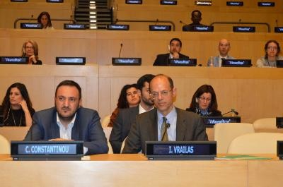 Refugee crisis the focus of an event hosted by Cyprus, Greece and the EU in New York