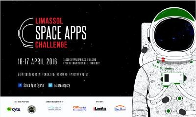 NASA competition returns to Cyprus in search for innovative space ideas
