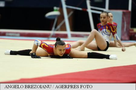 Romania's women gymnastics team misses Olympics after uninterrupted presence since Munich '72