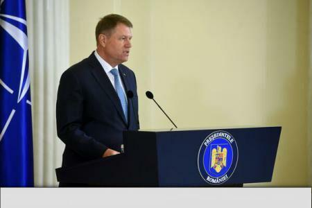 Panama Papers do not mention Romanian top politicians, says President Iohannis