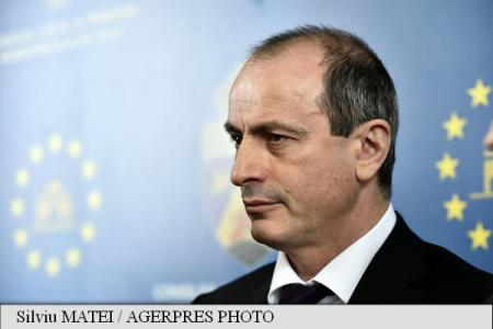 AgriMin Irimescu: It is very important to encourage Romanian products' presence in stores