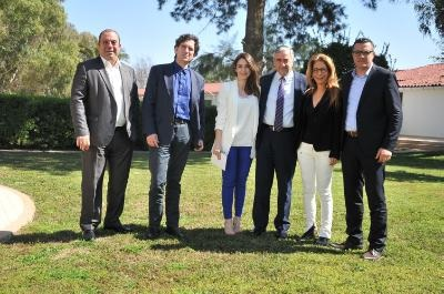 Cyprus Weekly and Havadis chief editors talk to CNA about their cooperation
