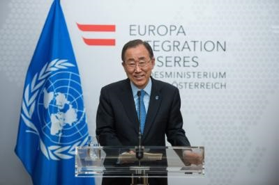 Nicosia calls on UNSG to tell Turkey it must conform with international legality