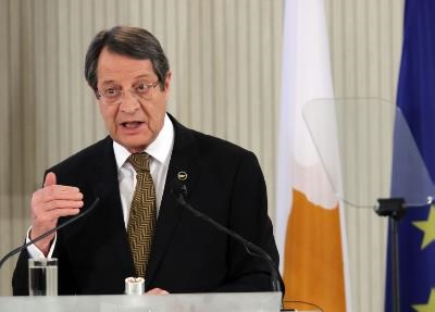 President: No bailout needed for Cyprus solution