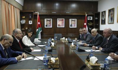 Nicosia hosts Cyprus, Greece and Jordan trilateral meeting