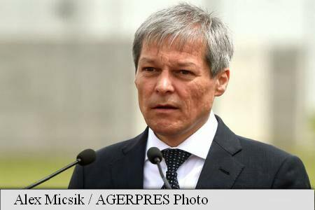 PM Ciolos announces replacement of four ministers