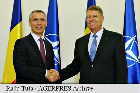President Iohannis welcomes NATO Secretary General: It is an important day to us all, defence shield gets activated