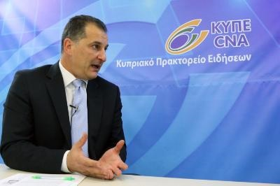 Minister says Cyprus holds last position in registered industrial designs in the EU