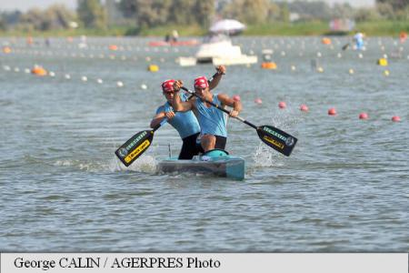 European Canoe Event in Moscow: Romania wins one silver, three bronze medals