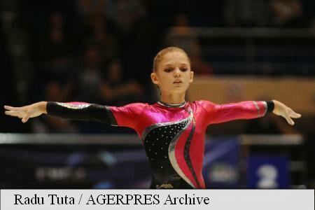 Romania's Golgota wins gold, silver at European Artistic Gymnastics Championships junior events