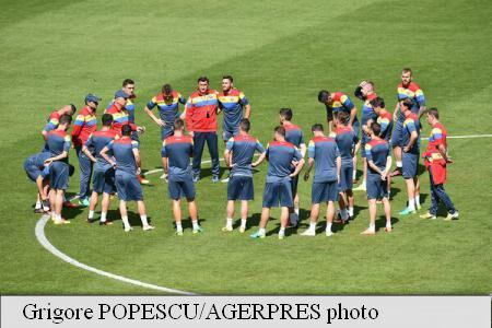 Soccer: Romanians optimistic about team performance at EURO 2016 (poll)