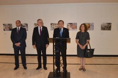 CMP members brief UNSG on developments in missing persons issues in Cyprus