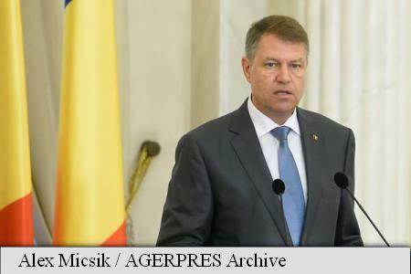 Iohannis: Stoltenberg's statement confirms Romania's objectives at NATO summit shaping up