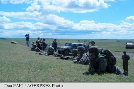 DefMin Motoc: NATO multinational brigade to be built around existing Romanian core
