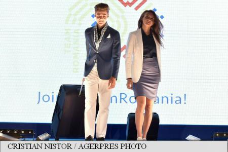 Romanian Olympic Committee presents official apparel for Rio 2016