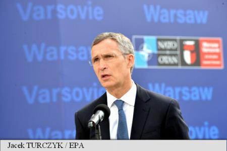 NATO SecGen Stoltenberg says Alliance plans strengthened posture in South-Eastern Europe around Romanian brigade