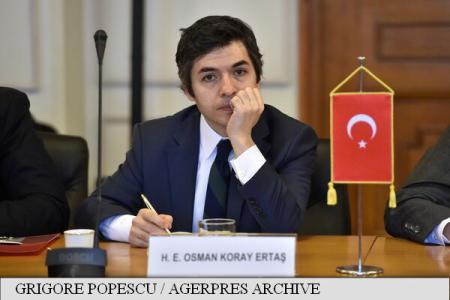 Turkish ambassador informs Romanian Foreign Ministry about state of emergency