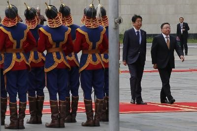 Asia-Europe cooperation a necessity says President at the Summit in Mongolia