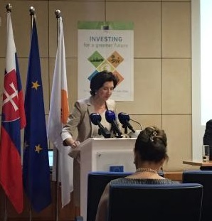 Slovak Ambassador to Cyprus presents priorities of Presidency of the Council of the EU