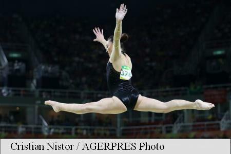 Rio 2016 – Gymnastics: Catalina Ponor, ranked 7th in beam event