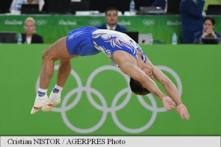 Rio 2016: Gymnast Dragulescu – Together we've made it to three finals, hope to bring joy Aug 15 and 16