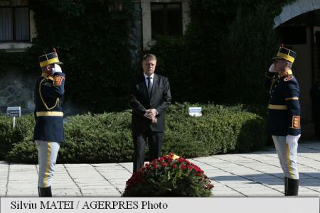 Iohannis: Queen Anne's simplicity, warmth place her among Romania's symbols