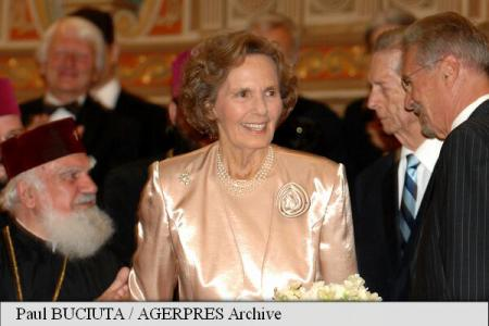 Queen Anne of Romania dies aged 92 (biography)