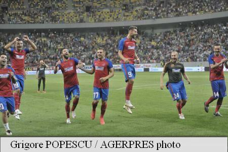 Football: Steaua qualify for Champions League play-off after 2-0 vs Sparta Prague
