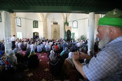 State Department: Free access to religious mosques for the Turkish Cypriots during 2015
