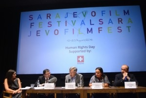 "SFF marks Human Rights Day with screening of the film ""Among the Believers"""