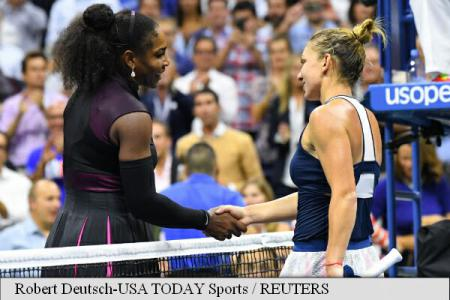 Halep on playing Williams at US Open: The best match that I ever had against her