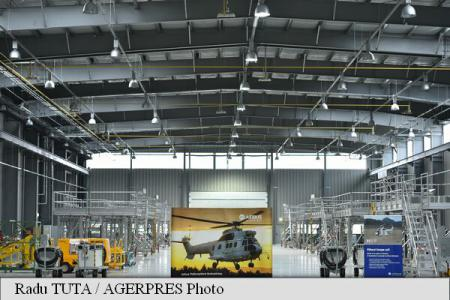 Airbus Helicopters opens factory in Romania on 52-million-euro investment