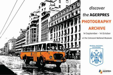 Cotroceni Museum hosts 'Discover the AGERPRES Photography Archive' exhibition